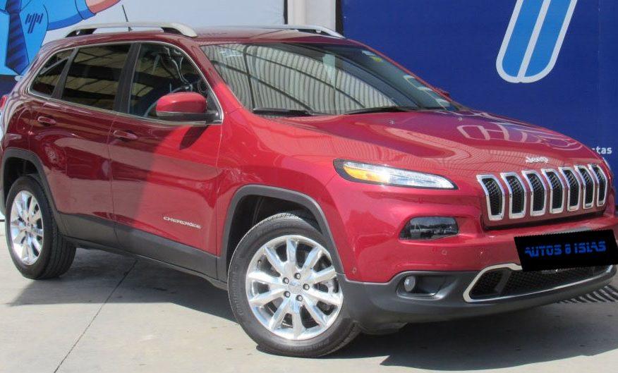 Jeep Cherokee Limited 4×2 2015